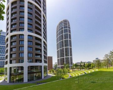 AXIS REAL:: Garážové státie Veža 1/A, Sky Park, Čulenova ulica