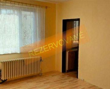 1 izbový byt Karpatska ul. 40 m2 - Prešov REZERVOVANÉ