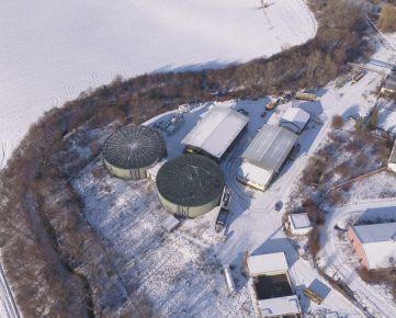 Bioplynová stanica Koš