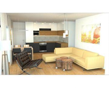 Novostavba – Dream residence -3 izb byt s garážou, kompl.zariadený