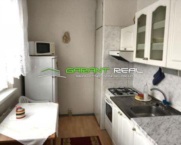 GARANT REAL -prenájom 2- izbový zariadený byt, Prešov, širšie centrum