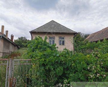 Rodinný dom vhodný na chalupu v podhorskej obci - Ipeľské Úľany