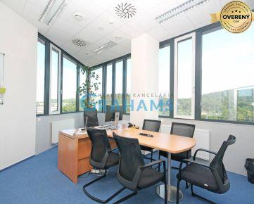 GRAHAMS - PRENÁJOM, moderné kancelárie, Westend Gate, Dúbravská cesta