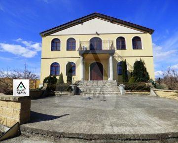 Rezidenčný dom - vila na predaj, Hruboňovo