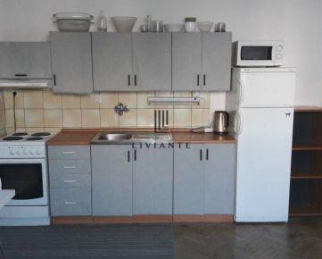 Na prenájom zrekonštruovaný 2i byt na Vajnorskej ulici