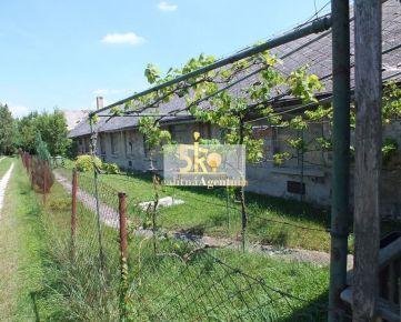 Poľnohospodárska budova