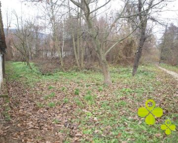 Rovinatý pozemok v obci Liešťany, 345 m2