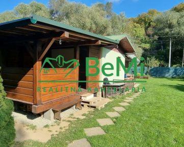 Útulná záhradná chatka priamo v Košiciach 001-13-JAHO