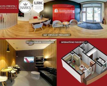 Hľadáme pre Našich klientov 1-izbový byt v Bratislave I.