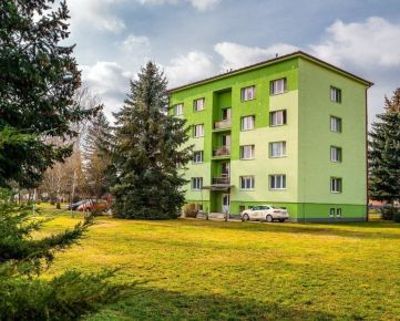 REZERVOVANÉ- Na predaj 3 izbový byt - Dudince