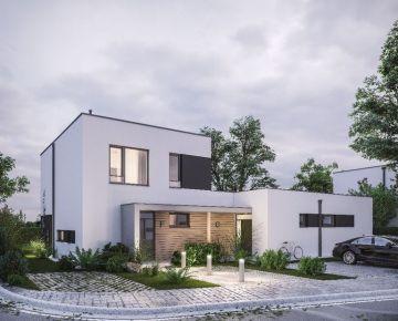 Rezidencia Brečtanová: 4 izbový bungalov typu C