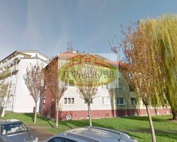 Byt 2 izbový  byt, 56 m2, s lodžiou, Uhlisko , Banská Bystrica  - cena 107 000€