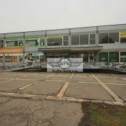 Objekt pre obchod 3699m2, čiastočná rekonštrukcia