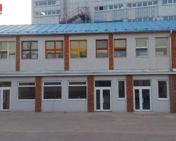 ID  2386  Prenájom: obchodné priestory od 100 m2