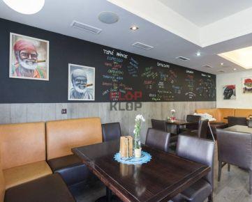 Prenajmite si PEKNÚ reštauráciu s KRYTOU TERASOU, na ODSTÚPENIE