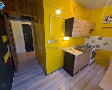 REZERVOVANÉ. Na predaj 1 izbový byt na ulici Bašťovanského, Košice - Dargovských hrdinov (Furča)