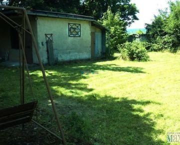 Predaj záhradnej chaty s možnosťou odkúpenia celého pozemku.