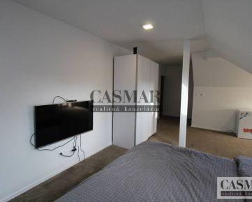 CASMAR RK - Exkluzívna, pekná, priestranná garsónka v centre