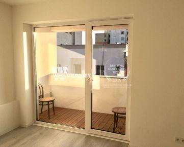 Prenájom 2 izb. bytu v novostavbe - Staré mesto