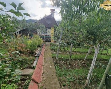 predaj záhradnej chaty v Čadci