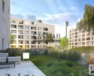 RK CASMAR ponúka na predaj 2izb. byt C107 v projekte Prúdy
