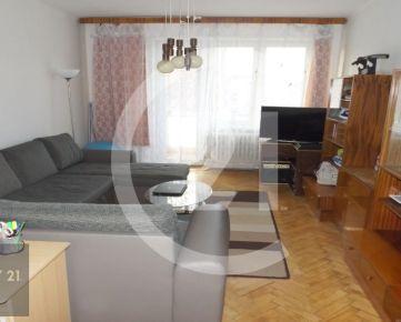 2-izbový byt v centre Popradu