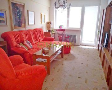 Priestranný 3- izbový byt na Blumentálskej ulici