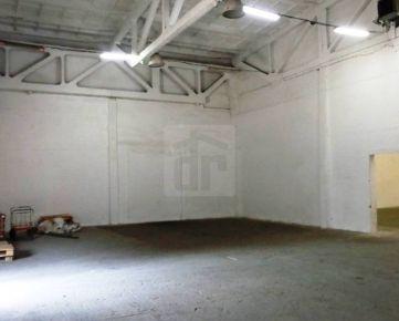 Direct Real - Skladové/výrobné priestory 640 m2, s výbornou dostupnosťou. Okamžite k dispozícii. 360° fotoprehliadka!