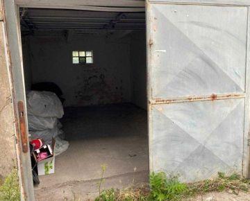 Na predaj garáž Krivá, Košice - Juh