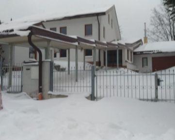 Na výmena rodinná vila Turček - exkluzívne v Rh+