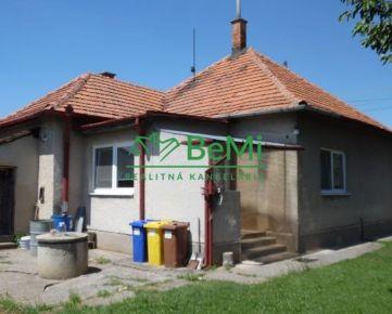 TO - REZERVOVANÉ!! Predaj domu v obci Hrušovany  007-12-ROCH 3D obhliadka