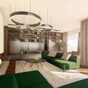 4-izb. byt 201m2, pôvodný stav