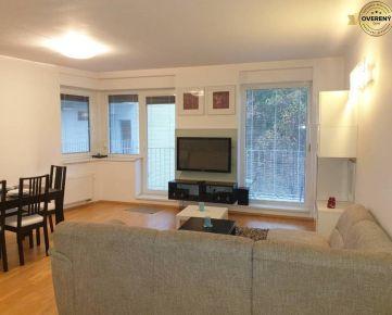 PRENÁJOM - 4-izbový zariadený byt v novostavbe AGRIA, Nitra, Botanická