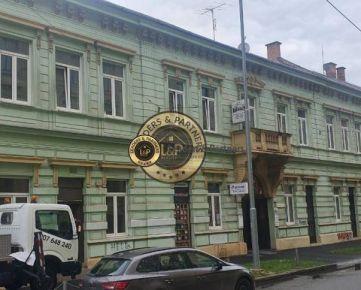 Budova v historickom centre KOŠÍC-STROJÁRENSKÁ ul, pozemok 1200m2