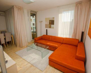 IMPEREAL - prenájom, 2 izbový zariadený byt s parkovacím státim, Mraziarenská ul., Ružinov - Nivy, Bratislava II.,