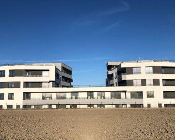 Grunderresidence.sk - predaj 2 izb. bytu s balkónom v štandarde a parkovaním v cene