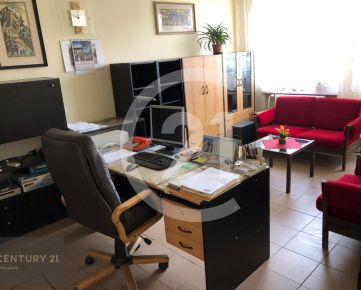 Dostupné kancelárie 33m2