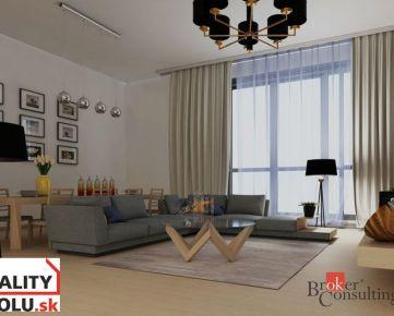 Predaj bytu (2 izbový) 57,05 m2, Pezinok