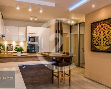CENTURY 21 Realitné Centrum ponúka -Zariadený byt v novostavbe