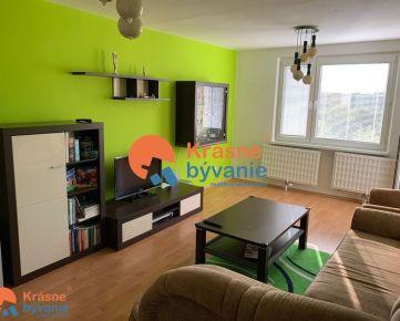 Exkluzívne na predaj 3 izbový byt s nádherným výhľadom