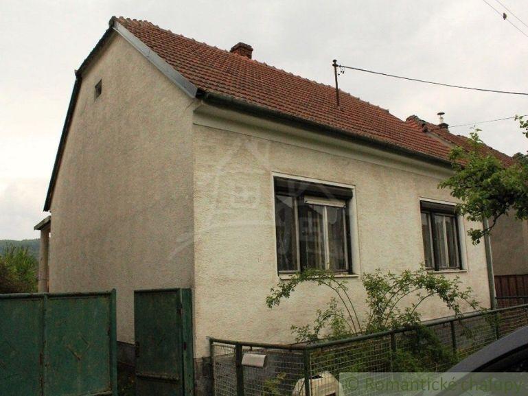 Chalupa, rekreačný domček 90m2, pôvodný stav