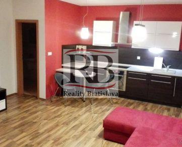 Ponúkame na prenájom priestranný 1 izbový byt na ulici Tramínová, Krasňany, Bratislava