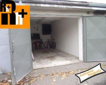 Na predaj garáž hromadná Košice-Sever Račí potok -