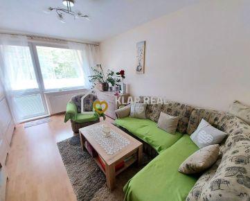 2-izb. byt 58 m2 + loggia - Exnárova ul., Furča - ihneď voľný