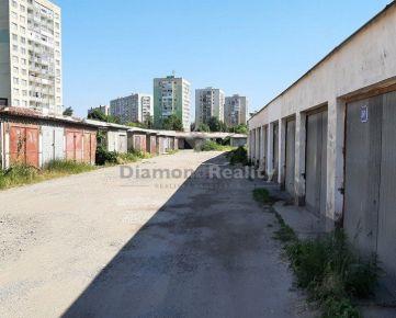 Na predaj garáž, Jantárová, Košice - Juh