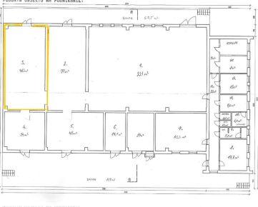 ID: 2661   Prenájom:  sklad 75 m2 s rampou – Žilina.
