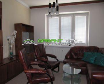 GARANT REAL - prenájom 2 izbový byt, 55 m2, čiastočne zariadený, širšie centrum, Prešov