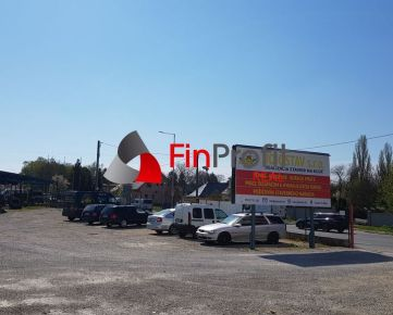 Prenajmem obchodný priestor pri R1 - Nitra východ - 1060m2.