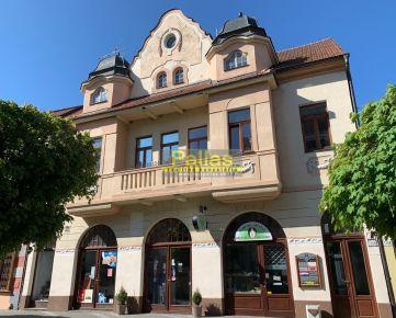 Pallas  Skvelý obchodný priestor priamo na pešej zóne - Piešťany
