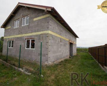 Rodinný dom, novostavba, pozemok 452 m2, Valaliky